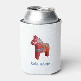 Dala Horse Can Cooler