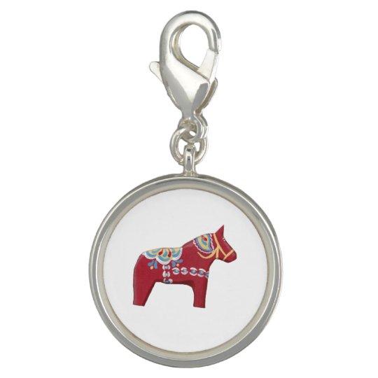 Dala Horse Charm
