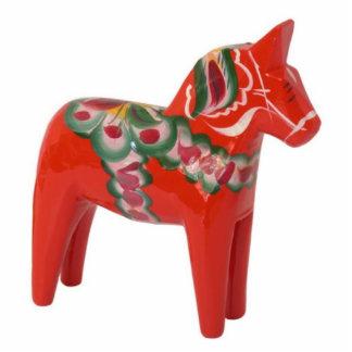 """""""Dala Horse"""" Photo Cut Out"""