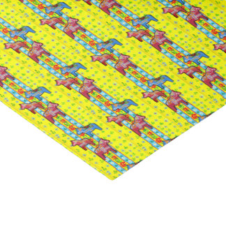 Dala Horses Tissue Paper