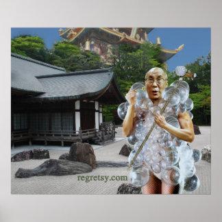 Dalai Gaga Poster