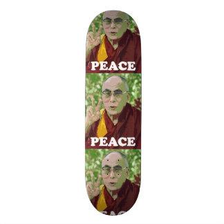 Dalai Lama Buddha Buddhist Buddhism Meditation Yog 21.6 Cm Old School Skateboard Deck