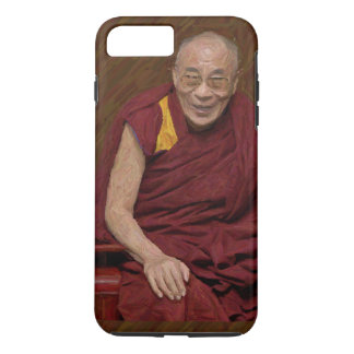 Dalai Lama Buddha Buddhist Buddhism Meditation Yog iPhone 7 Plus Case