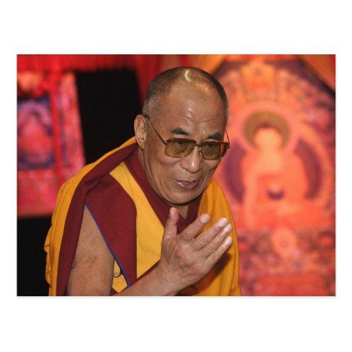 Dalai Lama Photo / The Dalai Lama Tibet 3 Postcards