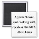 dalai lama quote 3a fridge magnets
