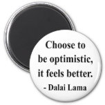 dalai lama quote 4a magnets
