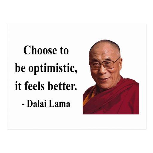 dalai lama quote 4b post cards