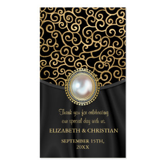 Dalarian Wedding Favor Tag Pack Of Standard Business Cards