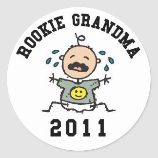 dale2011 Rookie Grandma Sticker