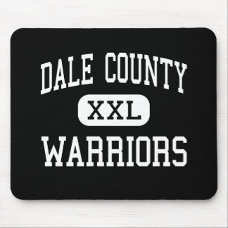 Dale County - Warriors - High - Midland City Mouse Mat