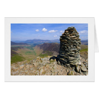 Dale Head, The Lake District Card