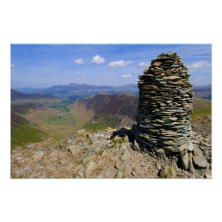 Dale Head, The Lake District Poster