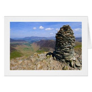 Dale Head Vista - The Lake District Card