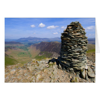 Dale Head Vista - The Lake District Greeting Card