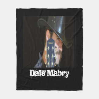 Dale Mabry fleece blanket
