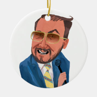 Dale On Your Tree Christmas Ornament