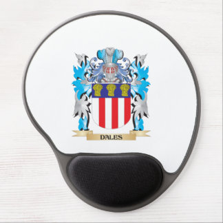 Dales Coat of Arms - Family Crest Gel Mousepads