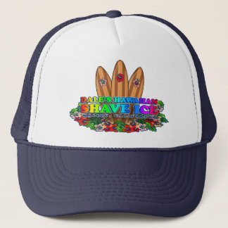 Dale's Hawaiian Shave Ice Trucker Hat
