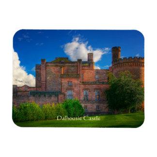 Dalhousie Castle, Midlothian, Scotland Rectangular Photo Magnet
