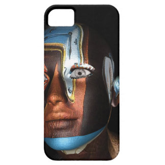 Dali 3d Illustrations on Merchandise iPhone 5 Cover