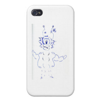 Dali's Cover For iPhone 4