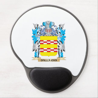 Dalla-Cha Coat of Arms - Family Crest Gel Mouse Mat