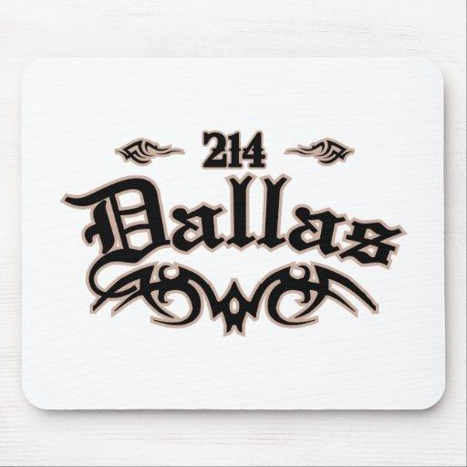 Dallas 214 mousepads