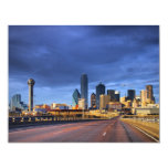 Dallas #5257 4.25x5.5 paper invitation card