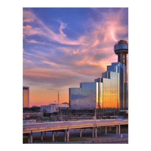 Dallas #5317 full color flyer