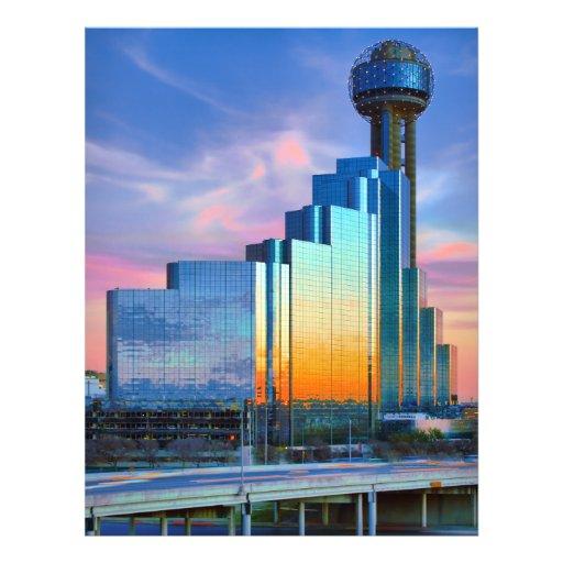 Dallas #5345 flyers