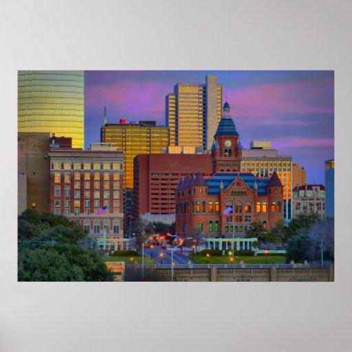 Dallas 5351 by Buck Cash Poster