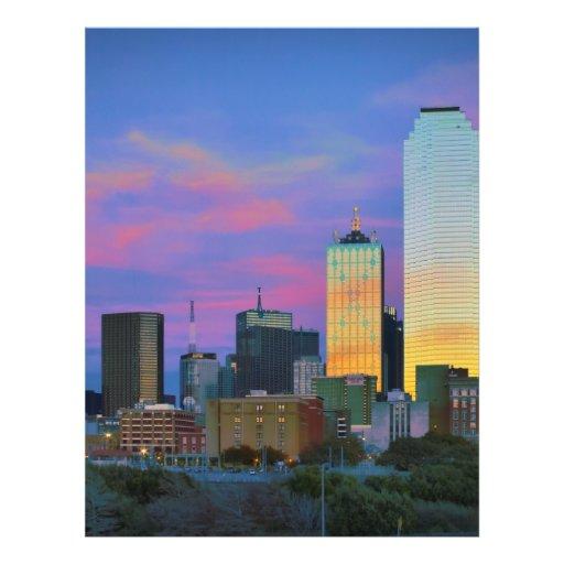 Dallas #5361 flyer design
