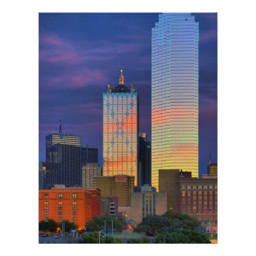 Dallas #5367 custom flyer