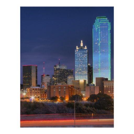Dallas #5433 full color flyer
