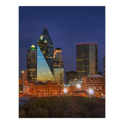 Dallas #5441 flyer design