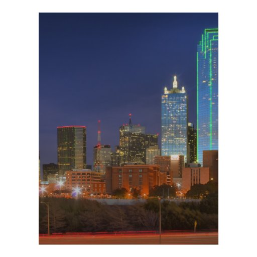 Dallas #5445 custom flyer