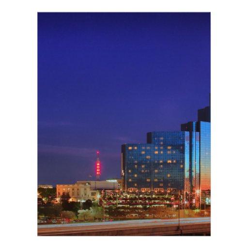 Dallas #5450 flyers