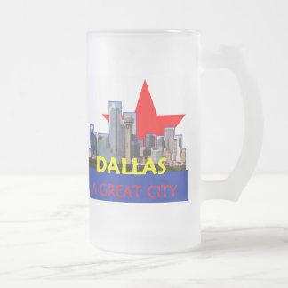 DALLAS A Great City Mug