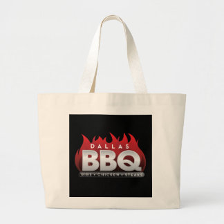 Dallas BBQ Jumbo Tote