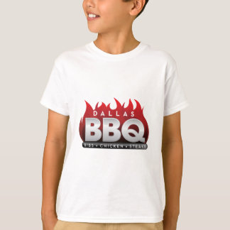 Dallas BBQ  Kids' Hanes TAGLESS® T-Shirt
