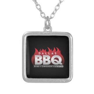DAllas BBQ Necklace
