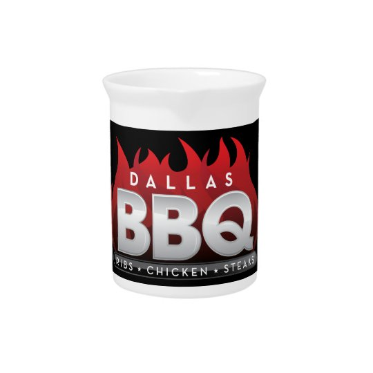 Dallas BBQ Pitcher