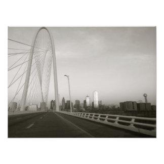 Dallas Bridge Photo Print