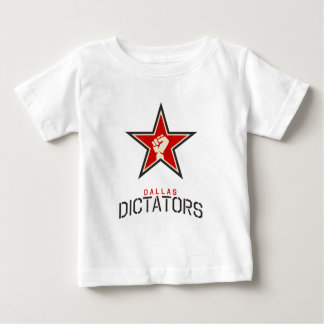 Dallas Dictators Store Infant T-Shirt