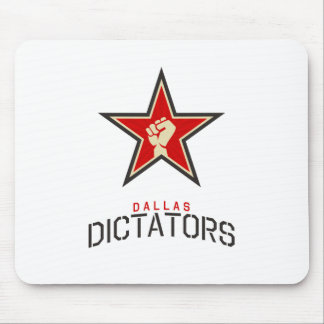 Dallas Dictators Store Mouse Pad