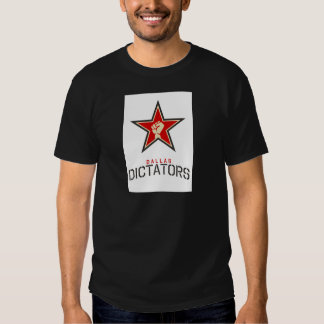 Dallas Dictators Store Tees