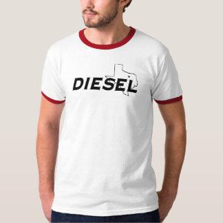 Dallas Diesel Softball Wringer T-shirt