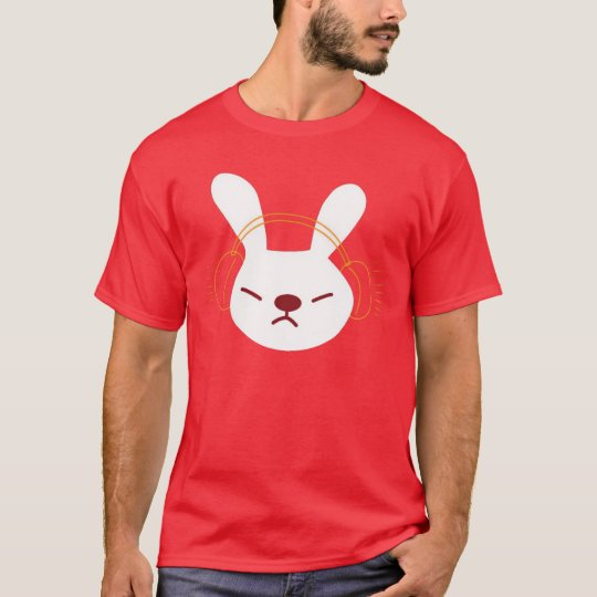 Dallas Does Indie Rabbit T-Shirt