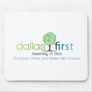 Dallas First Georgia Mouse Pad