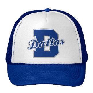 Dallas Letter Cap